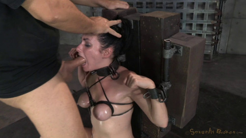 bdsm Pretty Pale Veruca James Gets Shackled