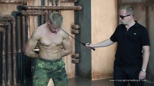Gay BDSM Captured Solder Nikolai - Part I