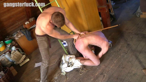 Gay BDSM Gangster Fuck Best Part 3