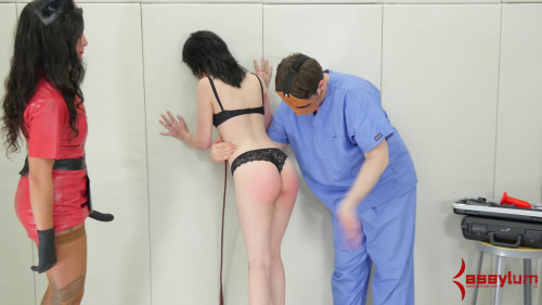 bdsm Awful Ass Therapy Part 1 - AL