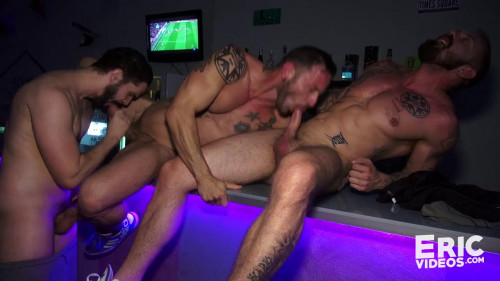 Hugo Goes to a Bar to Get Pounded