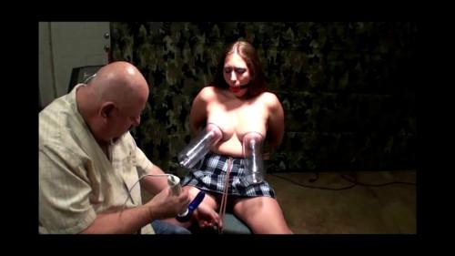 bdsm Breast Suction Orgasm