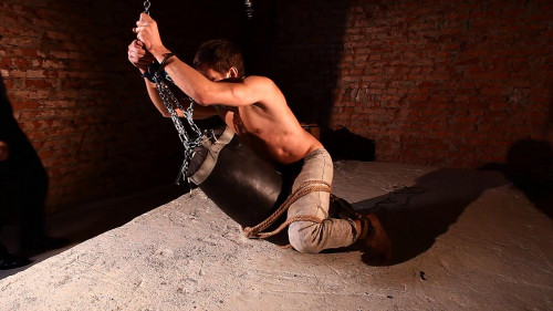 Gay BDSM RusCapturedBoys - Boxer Kirill 2