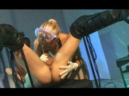 Femdom and Strapon Fetish Freaks Part 1