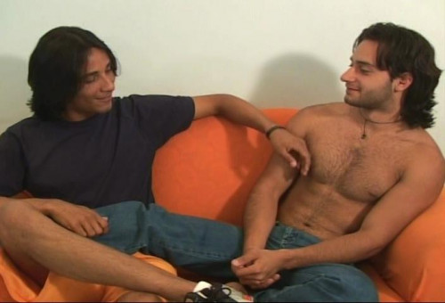 [Eco De Brasil] Sex between-friends Scene #1