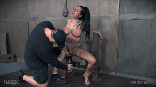 bdsm Spread Wide - Lily Lane