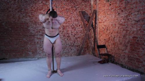 Gay BDSM Slave Factory - Bodybuilder Ilya - Final