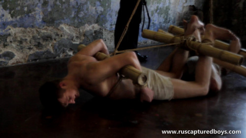 Gay BDSM Slaves Competition - Final Part