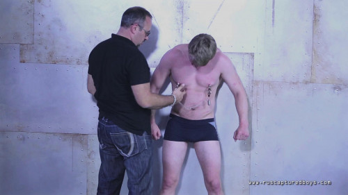 Gay BDSM Rented Captive Eugene - Part I