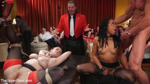 bdsm Slave Orgy Unchained