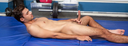 German Twink Casper Young is your new gay wet dream