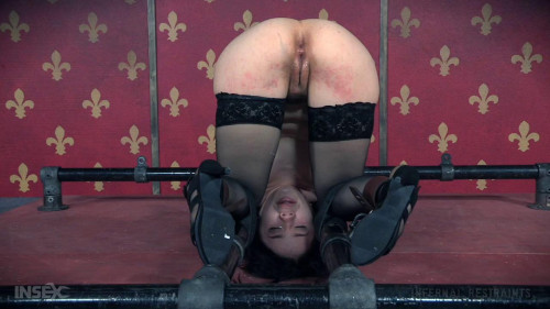 bdsm Perfect Slave In Hard Bondage