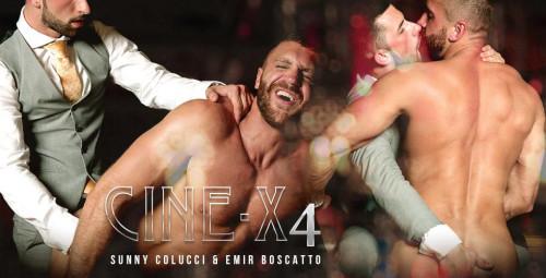 Cine-X 4 (Sunny Colucci, Emir Boscatto)