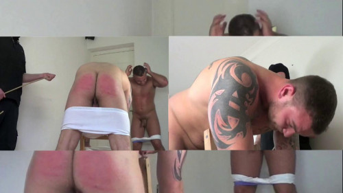 Gay BDSM Paddle Dare - Part Three - Andy Lee and Jay