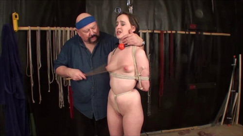 bdsm Larras First Day Training Part Three