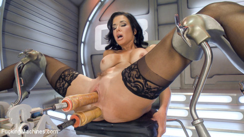 Sex Machines Big Titted Anal Milf Squirts Everywhere