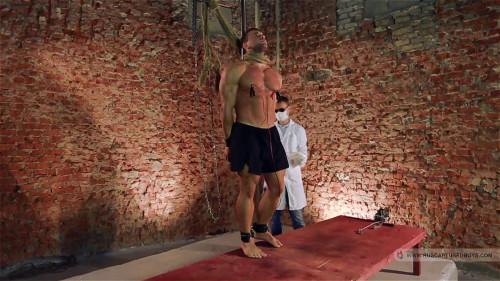 Gay BDSM Resale of Bodybuilder Roman - Final Part
