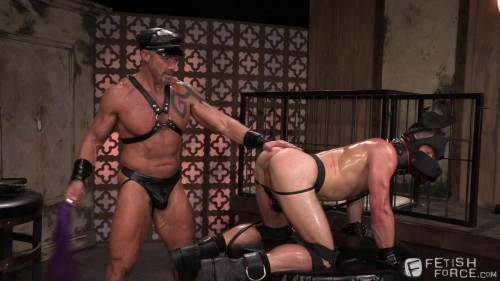 Gay BDSM Hard Domination For Sex Toy