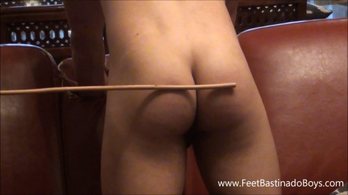 Gay BDSM Petr Ma Feet And Spanking(Part 2)