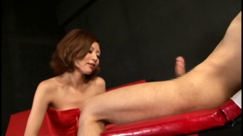 Femdom and Strapon Mio Kuraki Sadistic Lady vol.05
