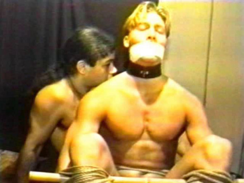 Gay BDSM Roped And Dumped