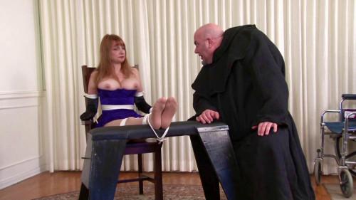 bdsm Bound and Gagged - Superheroine Lorelei Part 3 - Tickled by Henchman