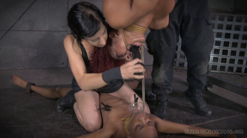 bdsm Daisy Ducati And Nikki Darling