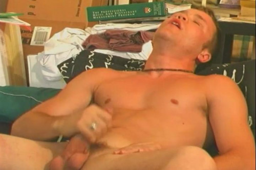 Super-horny gay stud
