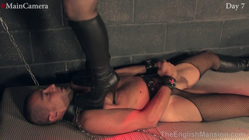 bdsm Real-Time Footage 247 Slavery - Day 6 and 7