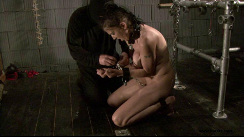 bdsm Slave Eva in the Dungeon Again Second