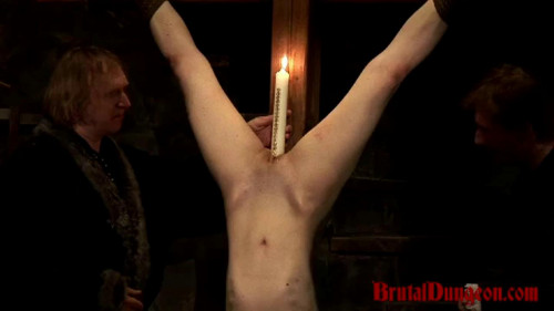 bdsm Witch Mathilda Endures Candle Wax Torment and Hot Mud Play Part 1 - BrutalDungeon