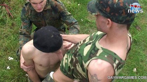 Gay BDSM A Skirmish. Part 1-4