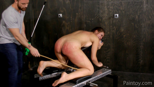 bdsm Kiki Sweet - Paddle Butt