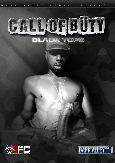 Call Of Buty - Black Tops
