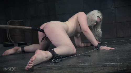bdsm No Easy Orgasms For Platinum Blonde Bombshell