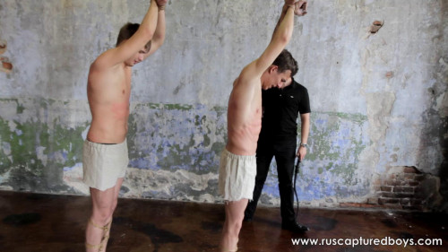 Gay BDSM Slaves Competition - Part I