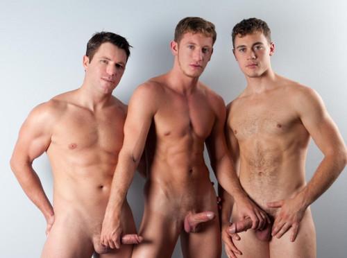 Travis James, Jayden Tyler, Cole Markum