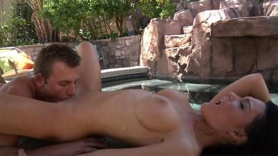 Kenny & Alyssa Get Wet