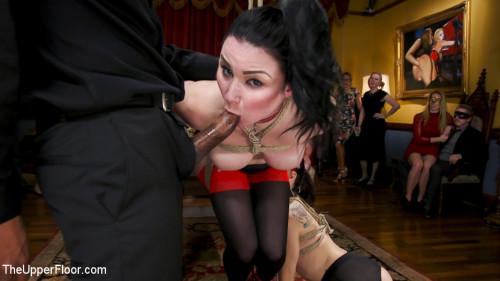 bdsm 100 Orgasm Slave Girl Orgy