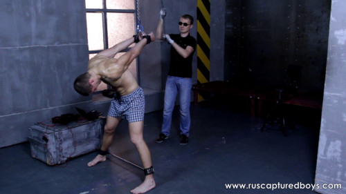 Gay BDSM RusCapturedBoys – Football Hooligan Stas 2