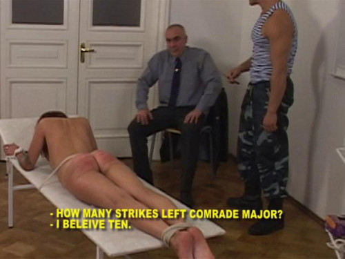 bdsm Russian Slaves Scene 87