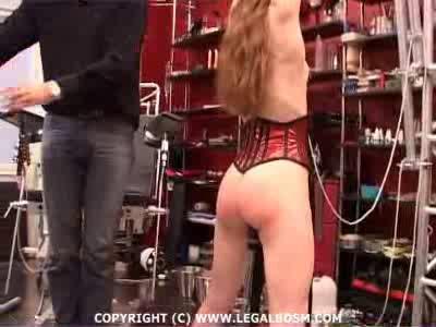 bdsm LB - Slave Britney Part 2