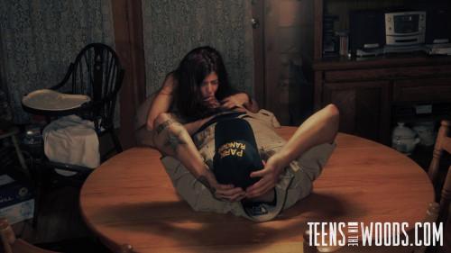 bdsm Teensinthewoods - Jun 28, 2016 - Sally Squirtz Cabin Fever