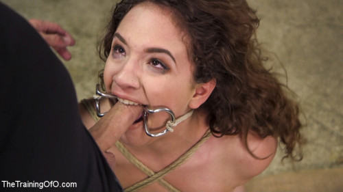 bdsm Training Callie Klein to be an Obedient, Willing, Dirty Slut
