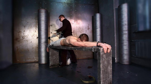 Gay BDSM RusCapturedBoys - Crime and Punishment 2