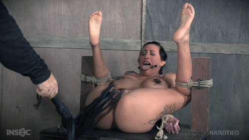 bdsm Lily Lane Spread Wide (2016)