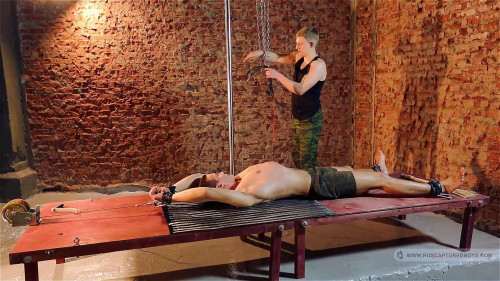 Gay BDSM Military Story II - Final Part
