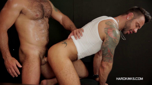 Gay BDSM Martin Mazza
