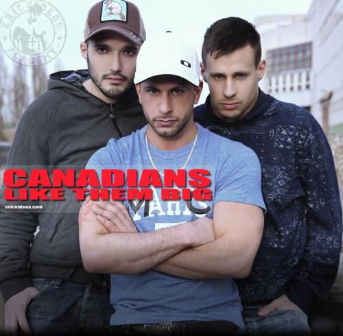 EVideos - Hit me deep, damn French - Brad, Darko, Philip