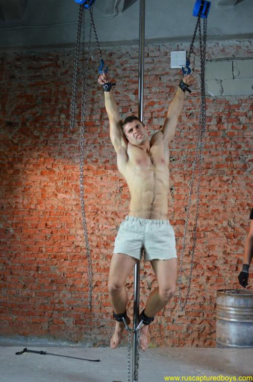 ruscapturedboys - The Training of Slave Zhenya. Part II